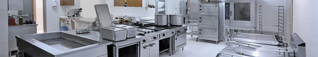 commercial stainless steel kitchen Airtech Service Inc Fresno California high-resolution header